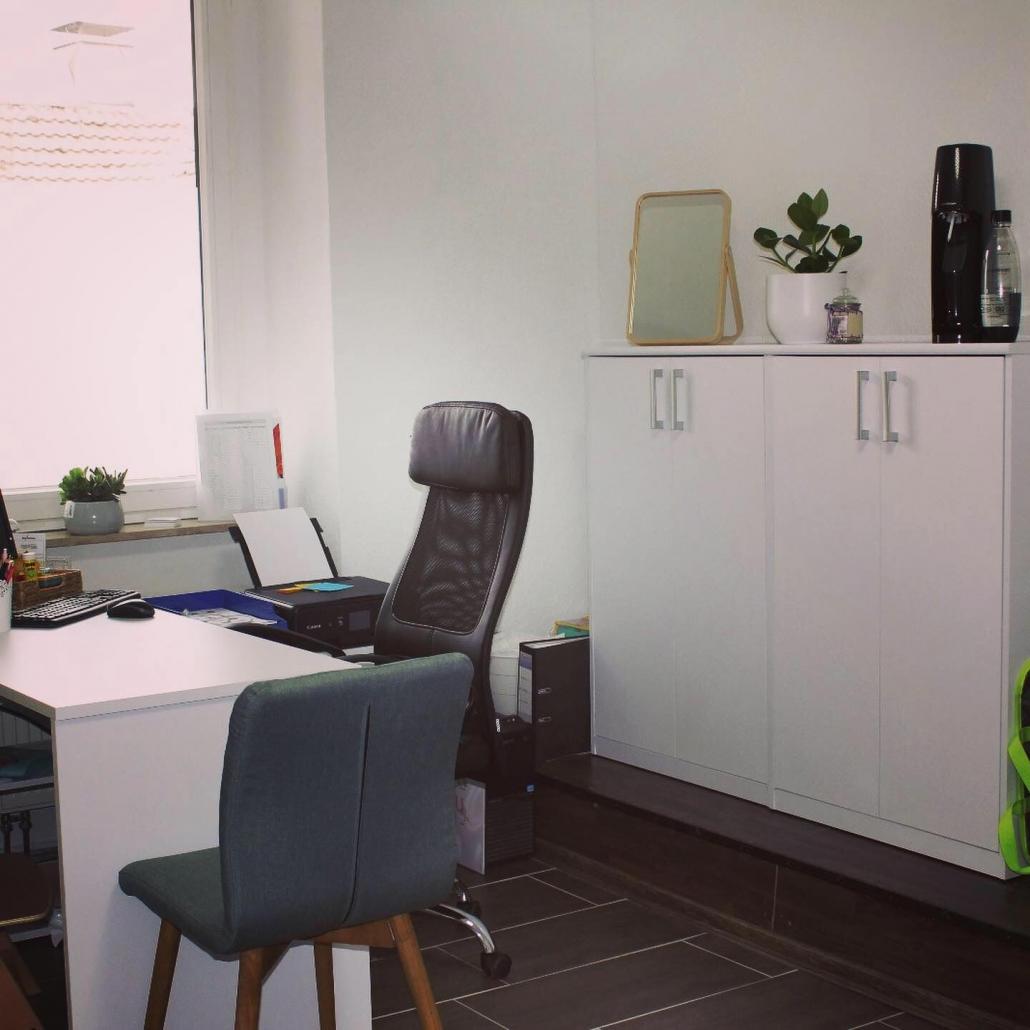 Büro - Praxis von Dialogo von innen